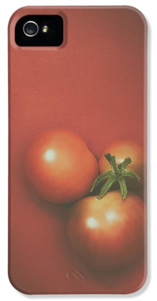 Three Cherry Tomatoes IPhone 5s Case