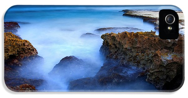 Tidal Bowl Boil IPhone 5s Case by Mike  Dawson