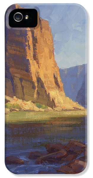 Grand Canyon iPhone 5s Case - Time Stands Tall  by Cody DeLong