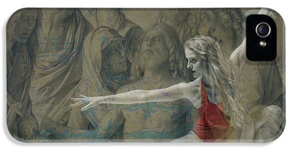Tiny Dancer  IPhone 5s Case by Paul Lovering