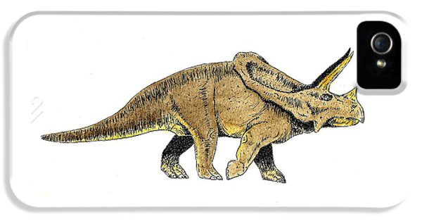 Triceratops IPhone 5s Case