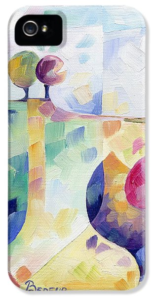 Trio IPhone 5s Case by Beatrice BEDEUR