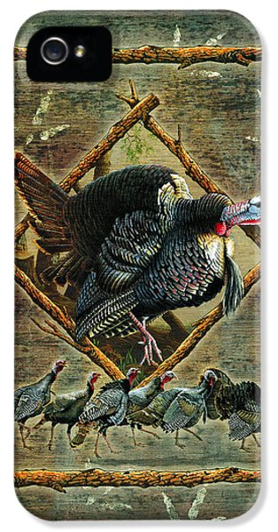 Turkey Lodge IPhone 5s Case