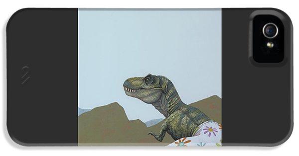 Tyranosaurus Rex IPhone 5s Case