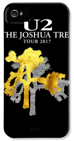 U2 Joshua Tree IPhone 5s Case