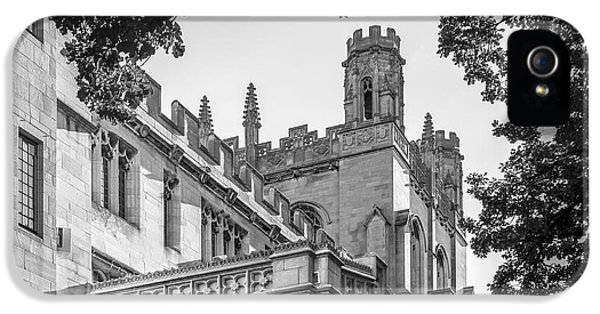 University Of Chicago Collegiate Architecture IPhone 5s Case by University Icons