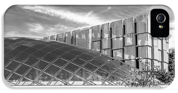 University Of Chicago Mansueto Library IPhone 5s Case by University Icons