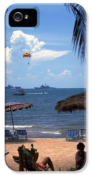 Us Navy Off Pattaya IPhone 5s Case