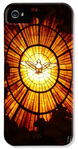 Vatican Window IPhone 5s Case by Carol Groenen