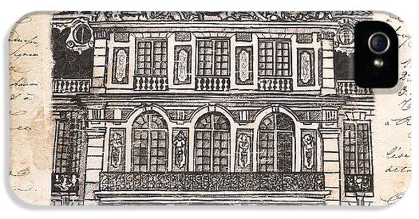 Castle iPhone 5s Case - Versailles by Debbie DeWitt