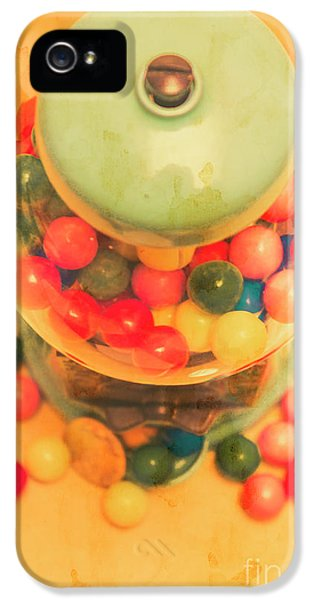 Nostalgia iPhone 5s Case - Vintage Candy Machine by Jorgo Photography - Wall Art Gallery