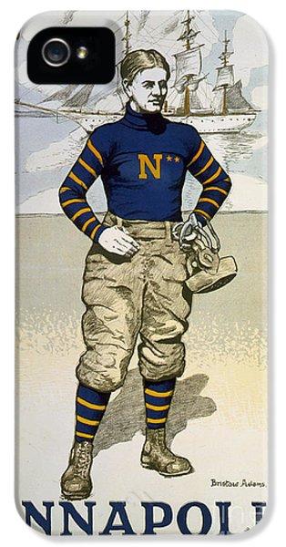 Vintage College Football Annapolis IPhone 5s Case