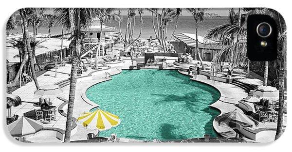 Vintage Miami IPhone 5s Case