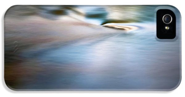 Flow iPhone 5s Case - Waiting For The River by Scott Norris