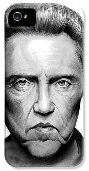 Hollywood iPhone 5s Case - Walken by Greg Joens