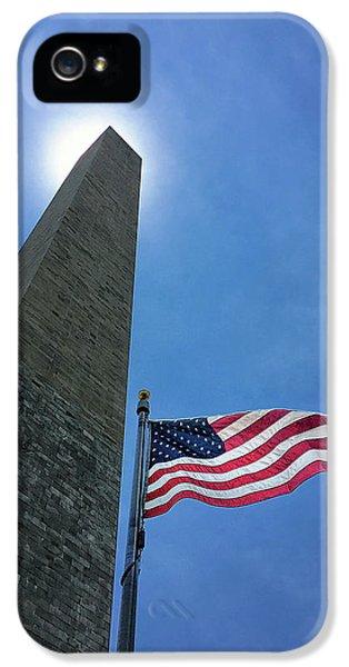 Washington Monument IPhone 5s Case