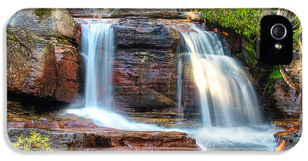 Waterfall IPhone 5s Case by Gary Lengyel