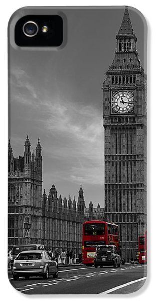 Westminster Bridge IPhone 5s Case by Martin Newman