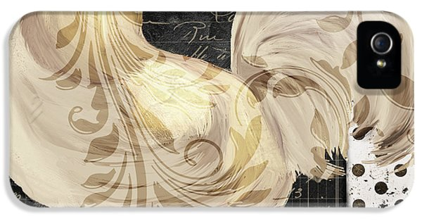 White Rooster Cafe II IPhone 5s Case by Mindy Sommers