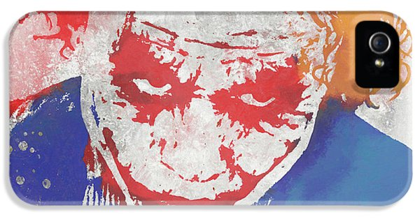 Why So Serious IPhone 5s Case by Dan Sproul