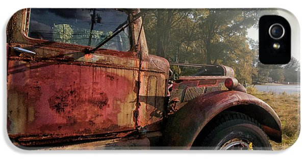 Truck iPhone 5s Case - Wishful Thinking by Jerry LoFaro