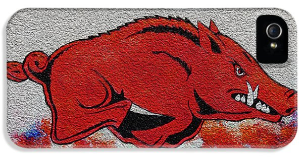 Woo Pig Sooie 2 IPhone 5s Case by Belinda Nagy