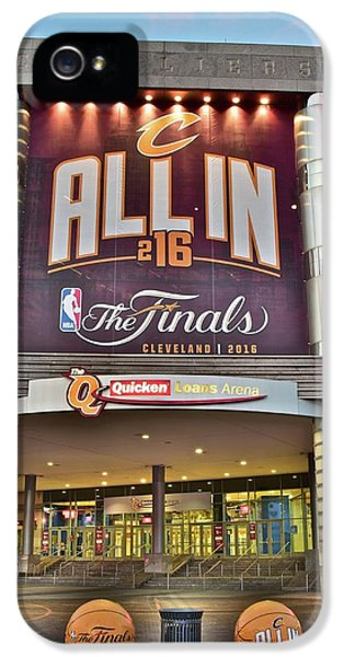 World Champion Cleveland Cavaliers IPhone 5s Case