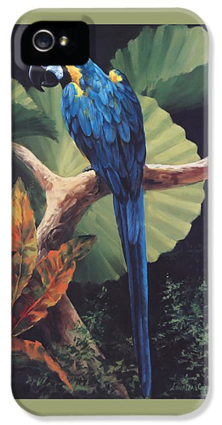 You Don't Say IPhone 5s Case by Laurie Hein