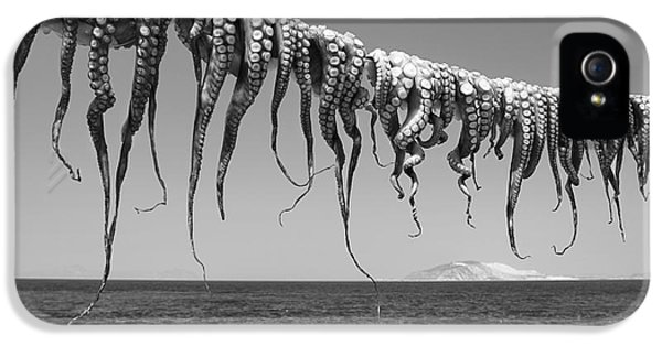 Armed iPhone 5s Case - Drying Octopus Arms On Nisyros Island by Jiri Vavricka