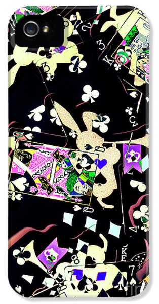 Fairy iPhone 5s Case - Game Of Illusion by Jorgo Photography - Wall Art Gallery