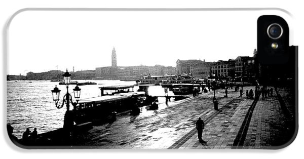 Dick Goodman iPhone 5s Case - Grand Canal At Sunset by Dick Goodman