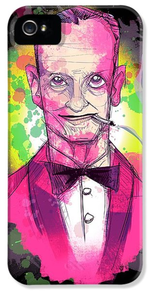 Nostalgia iPhone 5s Case - J. Waters by Ludwig Van Bacon