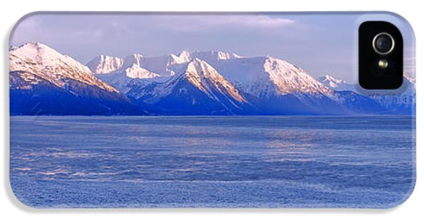 Armed iPhone 5s Case - Turnagain by Chad Dutson