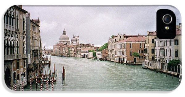 Dick Goodman iPhone 5s Case - Venice Grand Canal by Dick Goodman