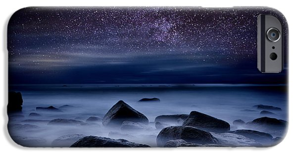 Star iPhone 6 Case -  Where Dreams Begin by Jorge Maia