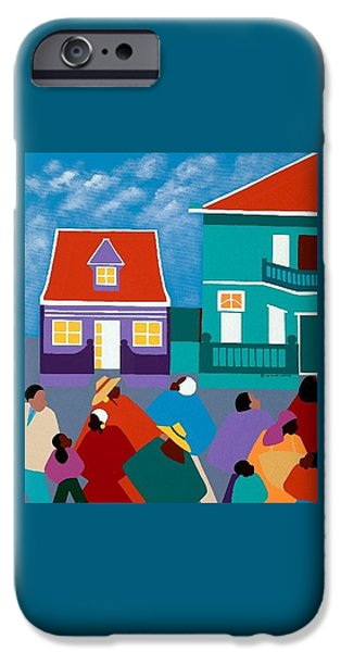 iPhone 6 Case - Curacao Dreams II by Synthia SAINT JAMES