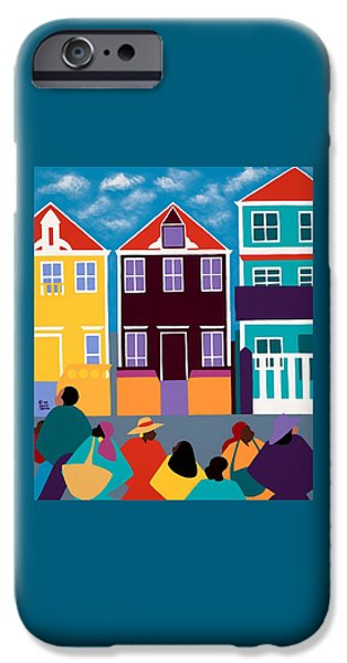 iPhone 6 Case - Curacao Dreams by Synthia SAINT JAMES