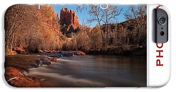 Friends, My Photo Is In The IPhone 6 Case by Larry Marshall