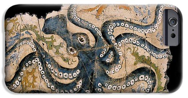 Bogdanoff iPhone 6 Case - Octopus by Steve Bogdanoff