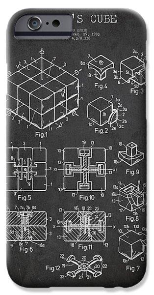 Rubik Cube iPhone 6 Cases   Fine Art America