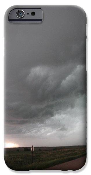 Nebraskasc iPhone 6 Case - Nebraska Panhandle Supercells by NebraskaSC