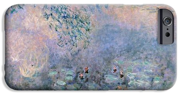 20th iPhone 6 Case - Water Lilies by Claude Monet