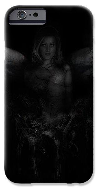 Somewhere to sLeep iPhone Case by David Fox