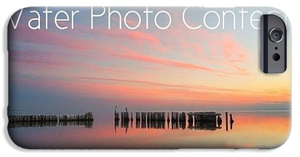 Instagram Photo IPhone 6 Case by Larry Marshall