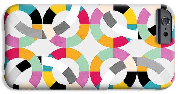 Dissing iPhone 6 Case - Geometric  by Mark Ashkenazi