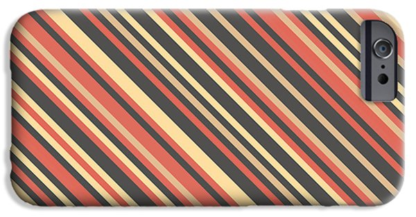 Striped Pattern IPhone 6 Case