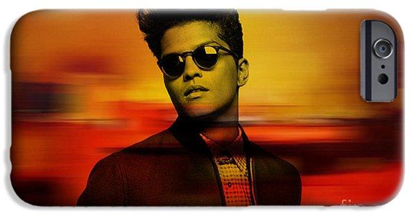 Bruno Mars IPhone 6 Case