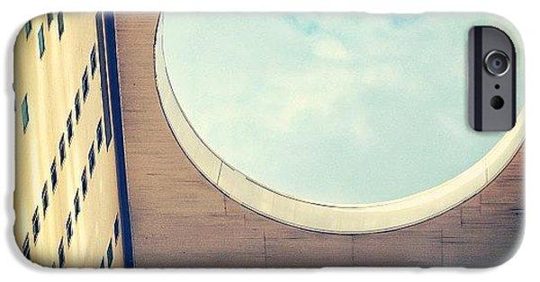 Iger iPhone 6 Case - 500 Brickell Bldg. - Miami by Joel Lopez