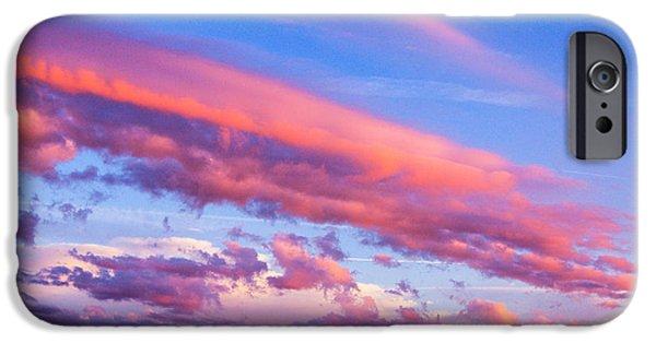 Nebraskasc iPhone 6 Case - Severe Storms In South Central Nebraska by NebraskaSC