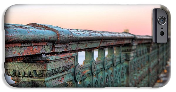 Across The Charles  IPhone 6 Case by JC Findley